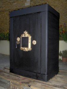 coffre fort un site utilisant. Black Bedroom Furniture Sets. Home Design Ideas